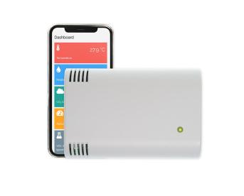 RLW-THC - Indoor air quality sensor
