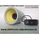Odpudzovač 8.ULTRAMAX-KOMBI 230/12/18V adaptér