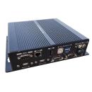 MTTX-1004 Fanless embedded computer, Intel Celeron N2930 quad core