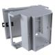 Enclosure Plastic 90x71x58mm Grey