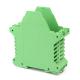 Enclosure PA 114,5x35x99mm Green